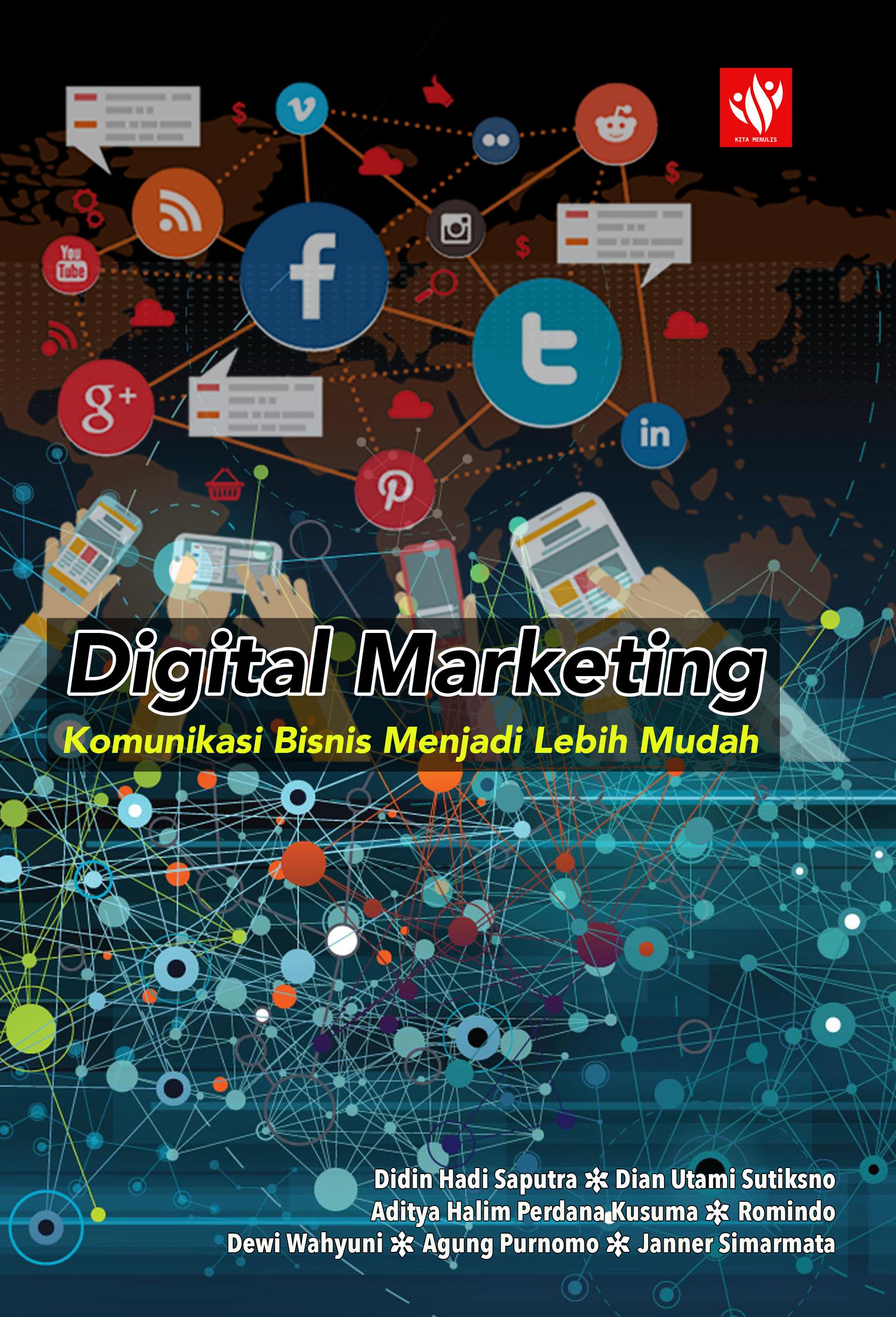 Digital Marketing Komunikasi Bisnis Menjadi Lebih Mudah Kita Menulis